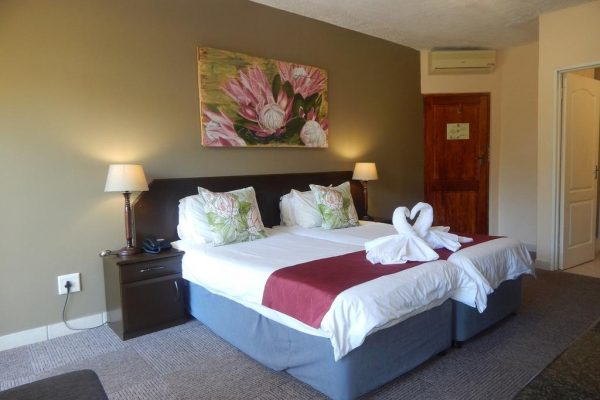 Elephant Lake Hotel St Lucia, Twin room