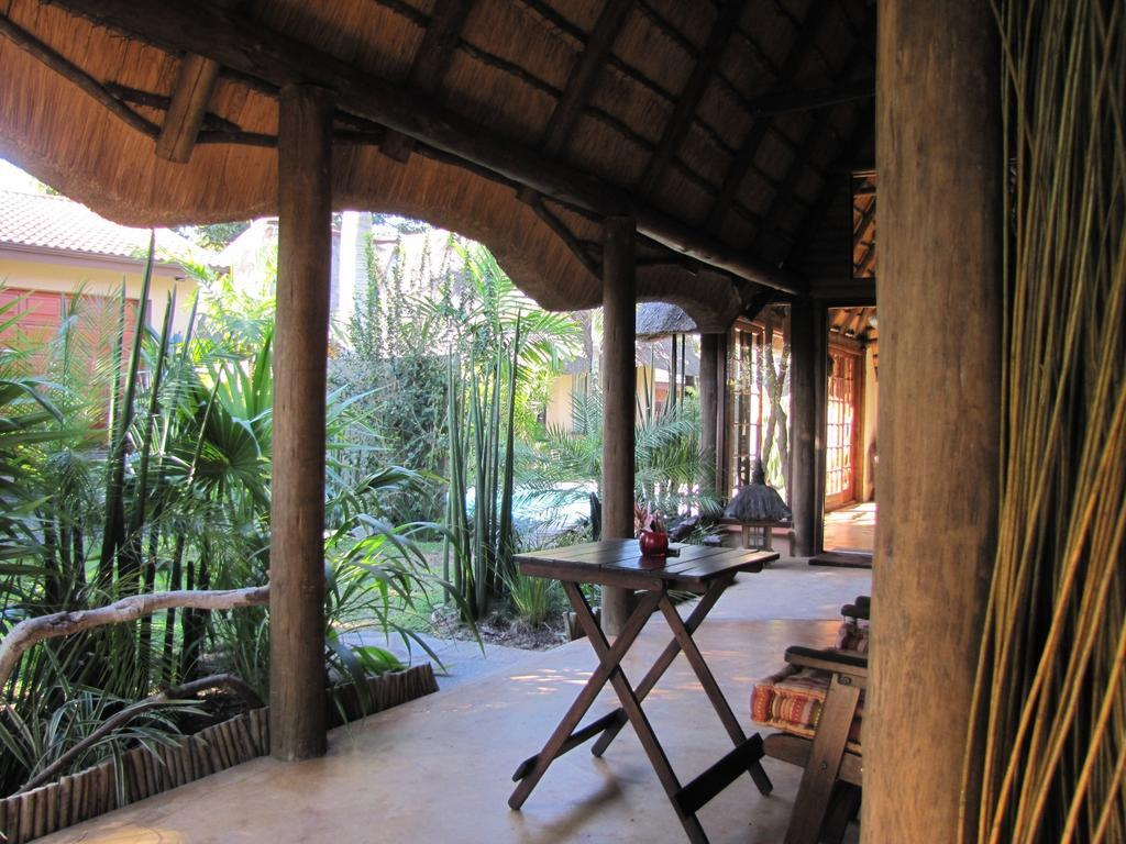 Afrikhaya Guest House St Lucia South Africa
