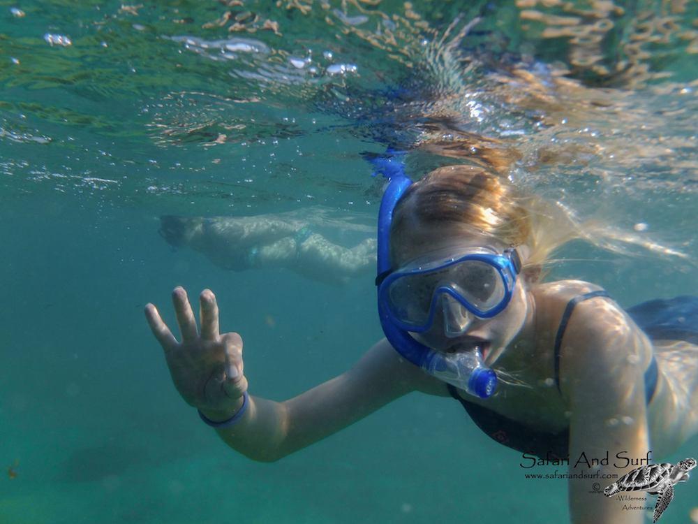 Cape Vidal snorkeling adventure