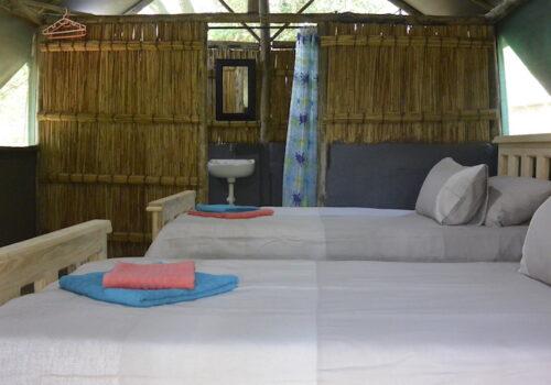 Amangwane Tent Inside